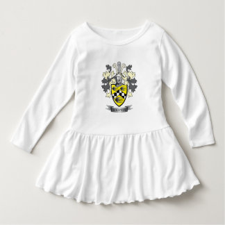 Houston Family Crest Coat of Arms Dress