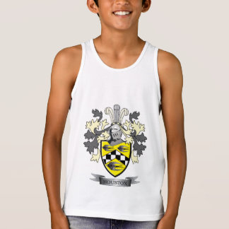 Houston Family Crest Coat of Arms Singlet