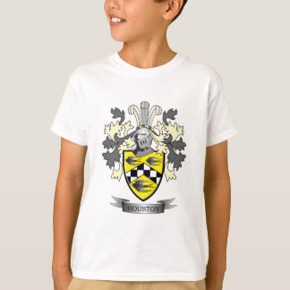 Houston Family Crest Coat of Arms T-Shirt