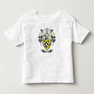 Houston Family Crest Coat of Arms Toddler T-Shirt