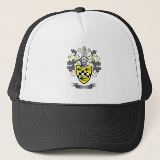 Houston Family Crest Coat of Arms Trucker Hat