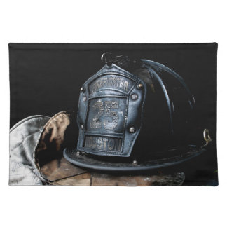 Houston Fire Fighter American MoJo Placemat