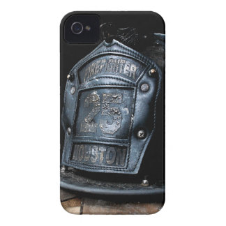 Houston Fire Fighter Case-Mate Case iPhone 4 Covers