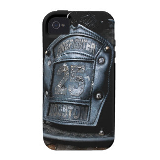 Houston Fire Fighter Case-Mate Case iPhone 4/4S Covers