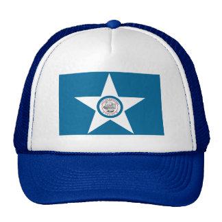 Houston Flag Mesh Hat