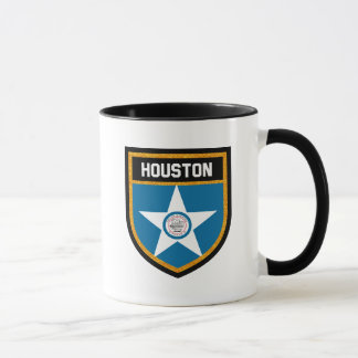 Houston  Flag Mug