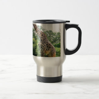 Houston Giraffe Travel Mug