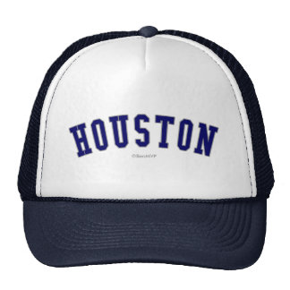 Houston Hats