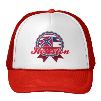 Houston, MS Trucker Hats