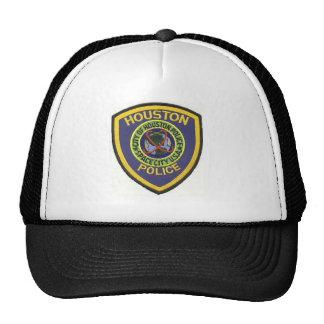 houston police trucker hats
