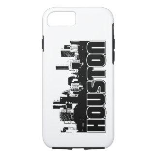 Houston Skyline iPhone 7 Case