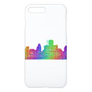 Houston skyline iPhone 7 plus case