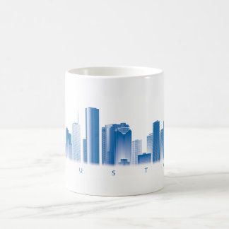 Houston Skyline Mug