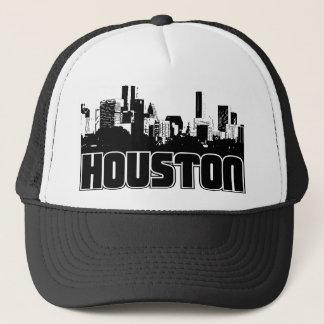 Houston Skyline Trucker Hat