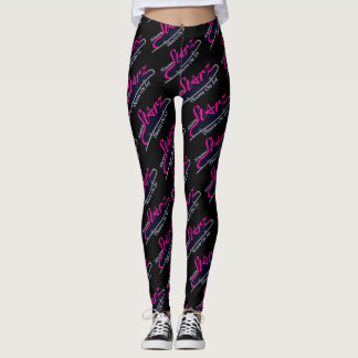 Houston Starz TOI Multi Print Leggings