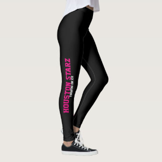 Houston Starz TOI Side Print Leggings