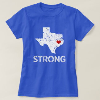Houston Strong, Hurricane Harvey saying womens T-Shirt