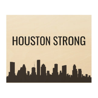 Houston Strong Wall Art