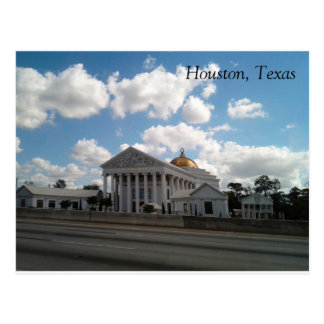 Houston, Texas: La Luz Del Mundo Postcard