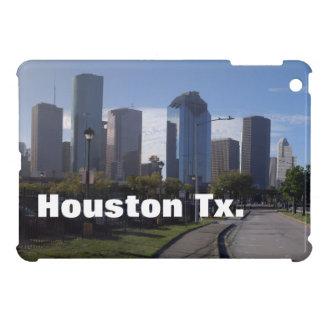 Houston Texas Skyline (Panoramic) iPad Mini Cover