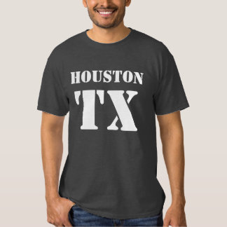 Houston Texas Tee Shirt