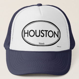 Houston, Texas Trucker Hat