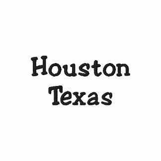 Houston Texas TX Shirt - CUSTOMIZABLE !!! Polo Shirts
