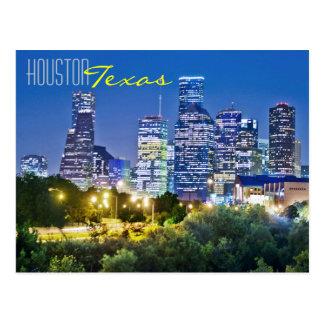Houston, Texas, U.S.A. Postcard