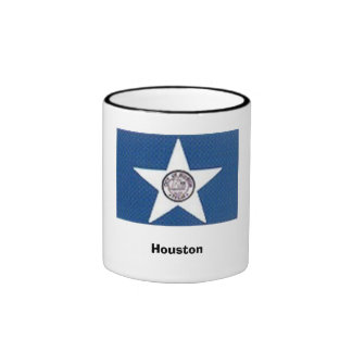 Houston, TX Mug
