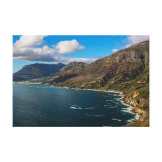 Hout-bay Canvas Print