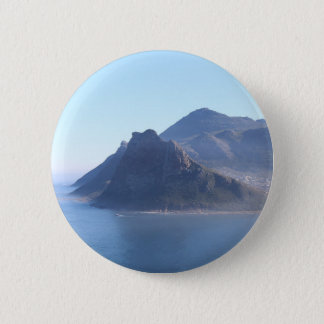 Hout Bay, South Africa 6 Cm Round Badge