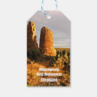 Hovenweep National Monument, CO Gift Tags