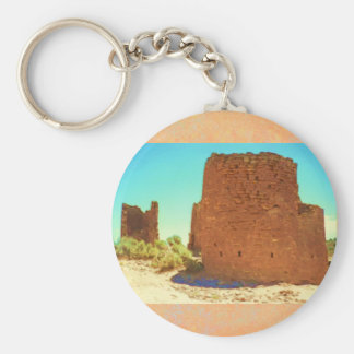 Hovenweep's Ancient Towers keychain