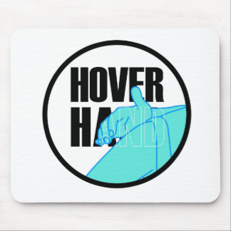 Hover Hand Mouse Pad