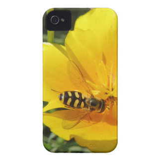 Hoverfly and Flower Blackberry Bold Case