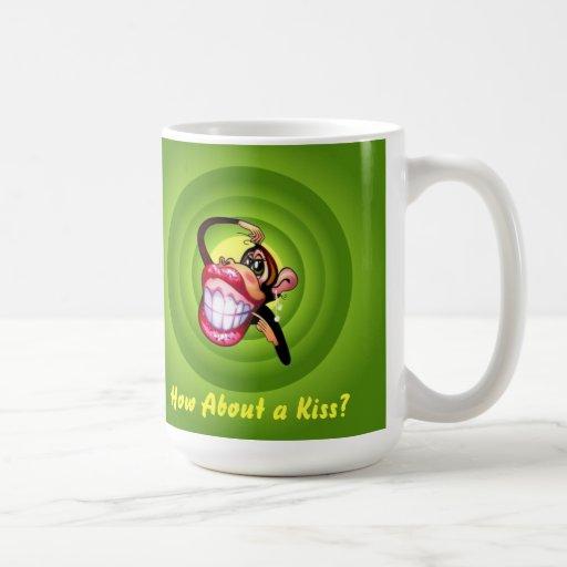 How About a Kiss Mug