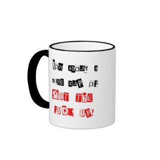 How about a nice cup of... ringer mug