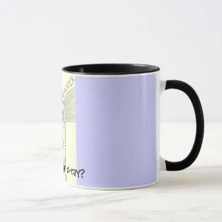 How About An X-Ray? Mug
