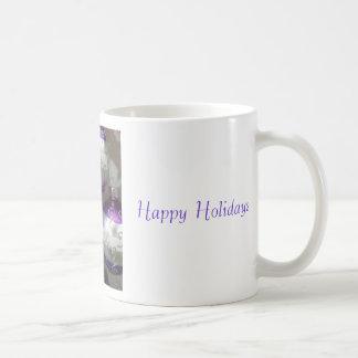 How About Purple Basic White Mug