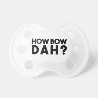 How Bow Dah Dummy