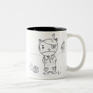 How come ya' gotcha eye gone? Mug - Customized