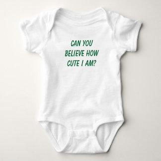 How cute baby bodysuit