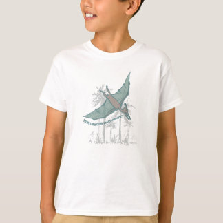 How do you say Pterosaurs dinosaur kids t-shirt