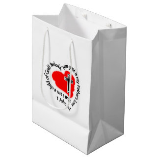 How Great Is My Father's Love! Medium Gift Bag