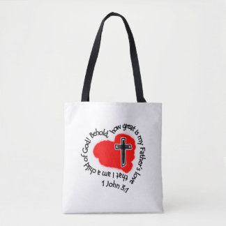 How Great Is My Father's Love! Tote Bag