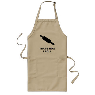 How I Roll Aprons