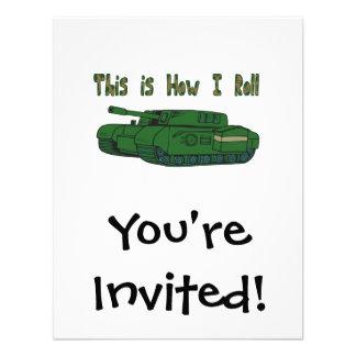 How I Roll (Military Tank) Custom Announcements