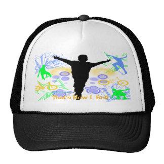 How I Roll (Tween Boys) Hat