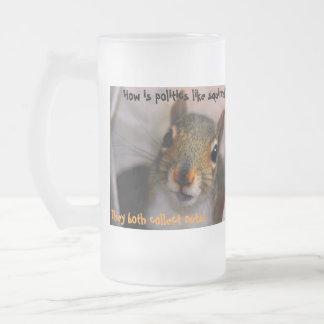How is politics like squirrels The Coffee Mug