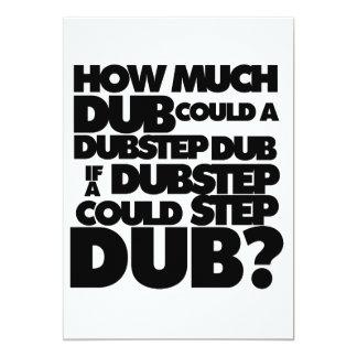 How Much Dubstep? Announcement